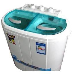 小鸭牌XPB32-701S双桶迷你洗衣机小洗衣机带脱水