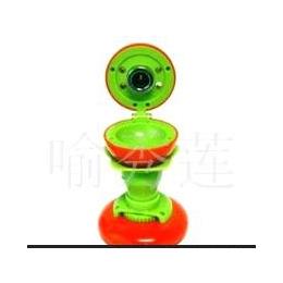 青苹果型数码摄像头,webcam