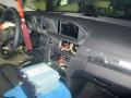 潍坊奔驰E300音响改装 (8)