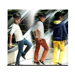 童裤批发特价儿童裤子休闲裤男中大童裤韩版全棉夏季长裤