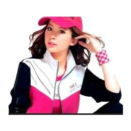 卡雪龙/哈尔佳春秋运动服运动套装888三件套女南韩丝