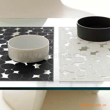 厂家直销pvc桌垫餐垫软胶桌垫各种塑胶桌垫