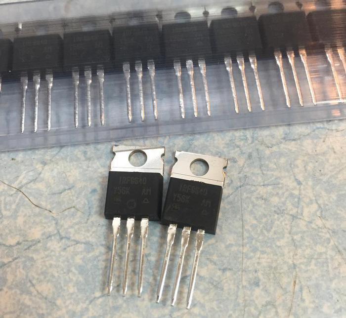 IR全新原装进口正品IRF9640场效应管IRF9640P