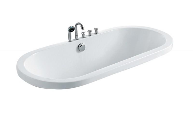 恒洁卫浴HY-621PS嵌入式水件浴缸