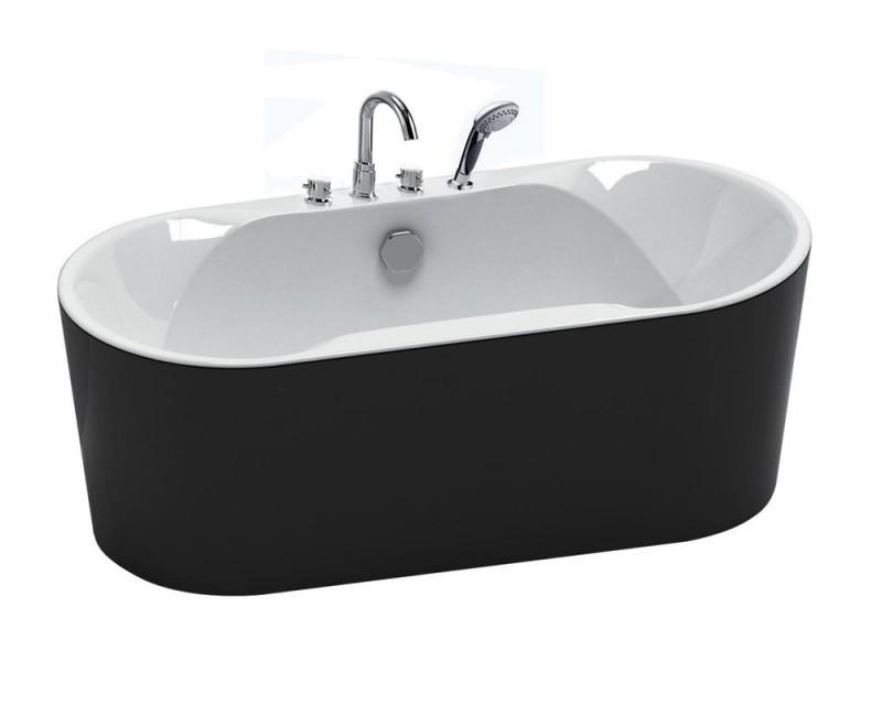 恒洁卫浴HY-652古典水件缸/空缸