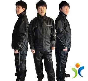 韩国HDF专业钓鱼服海钓矶钓路亚防风防水服冲锋衣