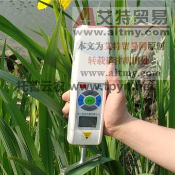 茎杆强度测定仪可帮作物提高产量