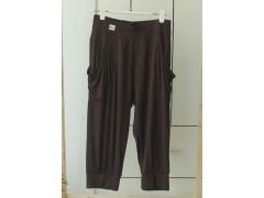 2013年夏季新品莫代尔口袋裤7分裤
