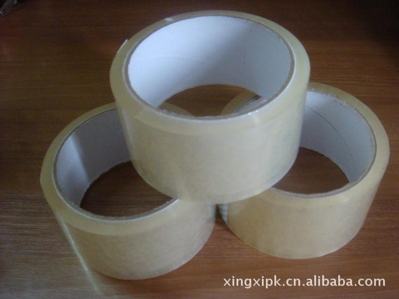 专业生产加工优质BOPP封箱胶带,包装胶带,透明胶带可印刷