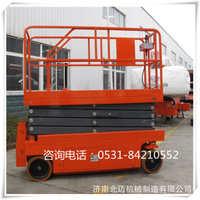 盘锦 8米电动升降机厂家 10米自行走式升降机