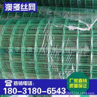 【厂家供应】养殖荷兰网 绿色养鸡网 铁丝网围栏 圈地荷兰网