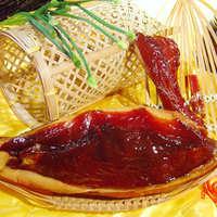 桂林农家腌制咸土猪肉风干腊肉传统咸肉后坐座肉后腿