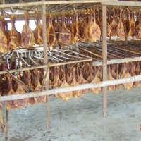 正宗广西桂林农家土特产樟茶鸭茶香板鸭600g/只熟食鸭肉只熟食鸭