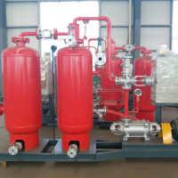 锅炉用冷凝水回收设备 全自动密闭式蒸汽冷凝水回收装置配件厂家