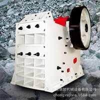 大型PE-600×900鄂破碎石机 河南崇旭生产厂家投资小、产量大
