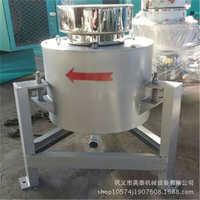 立式悬挂离心滤油机 全自动精密油渣分离机 炸渣油自动排渣机