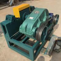 双头快速废旧钢筋剪切机 高效钢筋切段机 废钢筋截段机厂家批发