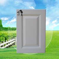 吸塑门板 室内整体欧式模压多层实木环保橱柜家居定做 厂家直销