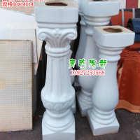 佛山陶瓷别墅私宅围墙50公分60公罗马柱阳台陶瓷栏杆瓷瓶柱