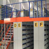 货架厂家定做阁楼平台重型仓库仓储货架阁楼式货架中型钢结构