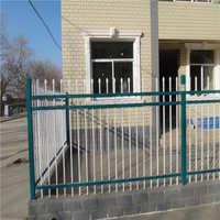 厂家直供 锌钢防撞栏 铁艺围栏 镀锌庭院栏杆 铁栅栏围墙护栏
