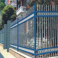 厂家供应 锌钢围墙护栏 小区防攀爬围栏 喷塑锌钢隔离栏