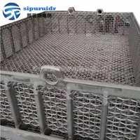 厂家专业生产 热处理料框 金属网框 不锈钢丝网框加工定制