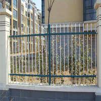 户外锌钢庭院围墙护栏 小区别墅围栏市政道路锌钢喷塑护栏批发