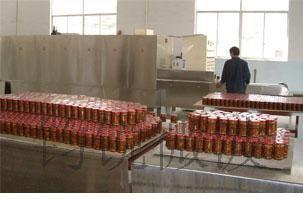 供应瓶装食品微波灭菌机