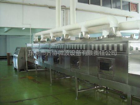 供应泡菜齐协微波QX-40HM9杀菌机