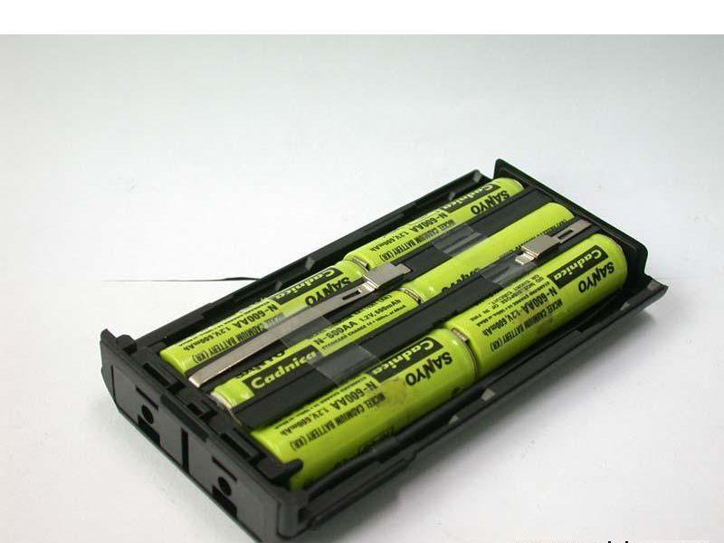 对讲机电池
