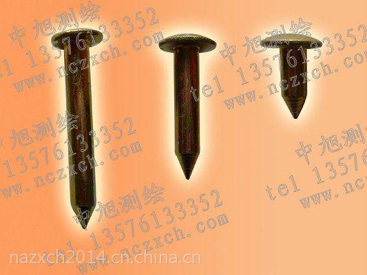 不休钢A3钢十字测钉控制点测量钉子5公分3公分7公分10公分测量标志
