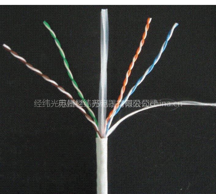 供应供应六类缆十字电缆骨架