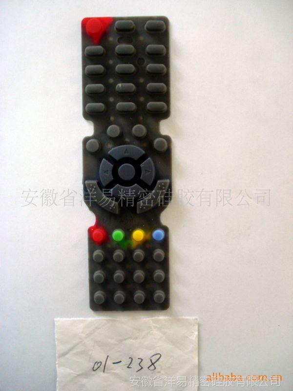 硅橡胶厨具、遥控导电胶、硅胶按键开关、硅橡胶单点