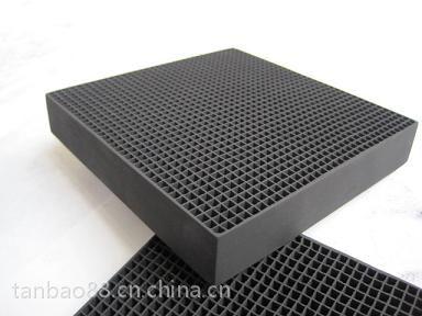 河南直销工业废气净化蜂窝状活性炭厂家 电话:4006665089