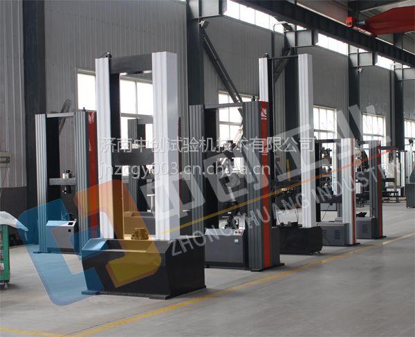 铸铁管压缩应力试验机、36号钢管弯曲试验机