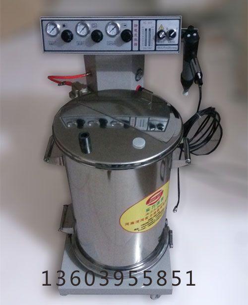 安本静电喷枪 静电喷塑机 出粉量大 上粉率高