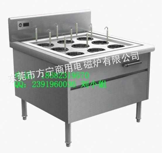 供应方宁商用电磁煮面炉,商用电磁灶