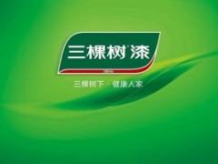 健康中国 绿满世界—三棵树亮相中国国际涂料展览会 四川三棵树