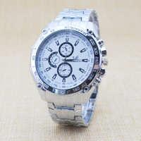 钢带手表ORLANDO热卖新款大气时尚男士手表 厂家批发