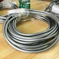 厂家定制PVC塑胶软管 电工电器套管批发
