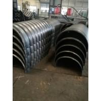 金属钢波纹管涵直径1米壁厚3毫米整管拼装