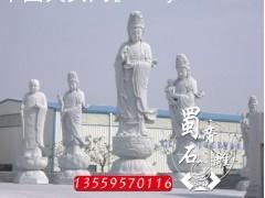 石雕观音 汉白玉观音菩萨 精品寺庙佛像推荐