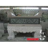 石雕供桌青石案台寺庙佛桌精品供桌推荐