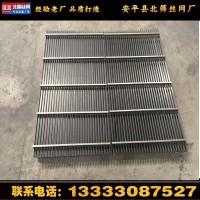 不锈钢 304  316L折流板除雾器 厂家定做加工