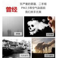 呼吸困难胸闷气短家用理疗北京净肺宝清烟除霾排肺毒