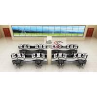 安防指挥中心监控操作台控制台定制非标产品