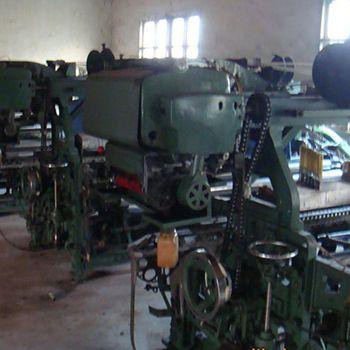 武汉中纹豆皮布批发力元布业专业织造各种规格百叶布