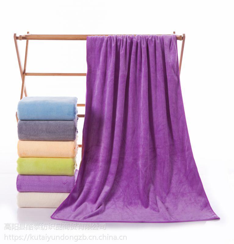 Cooltime品牌厂家直销超级纤维运动加长加厚毛巾