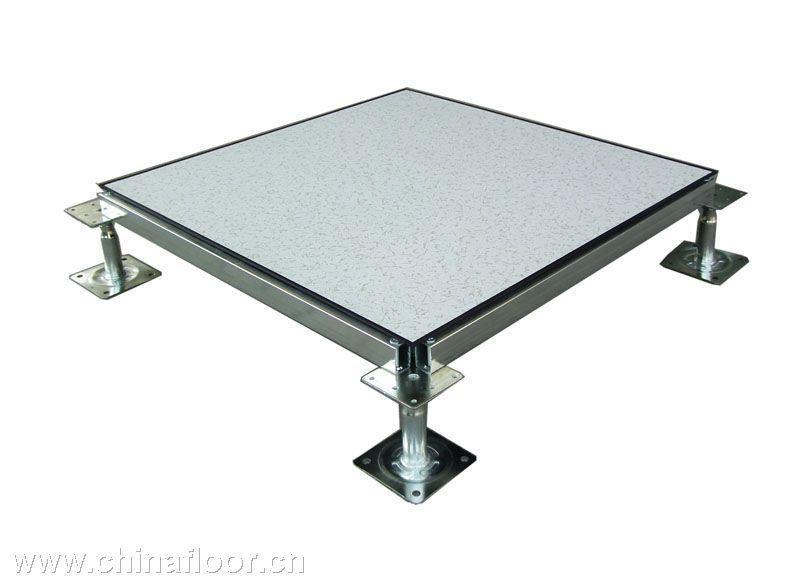 供应永久性PVC全钢防静电地板